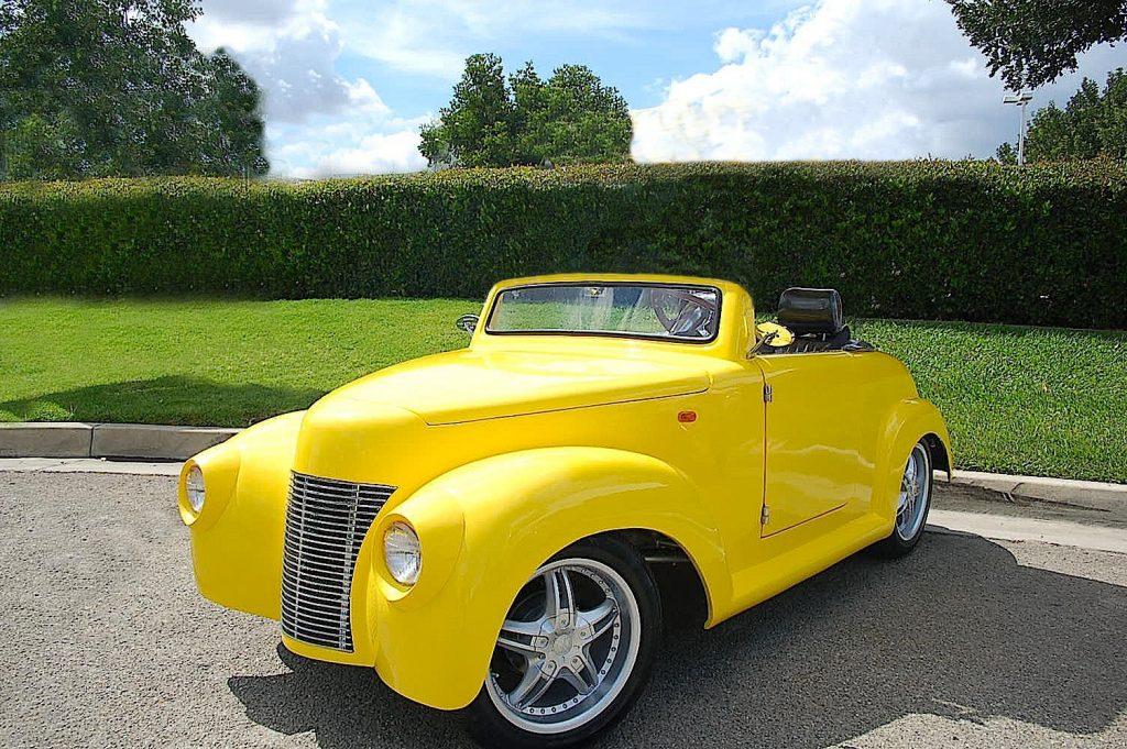 Roadster w topb