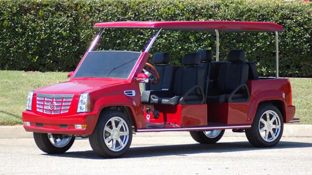 Cadillac Escalade Limo x