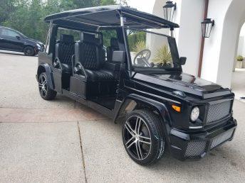 E Wagon Limo Black