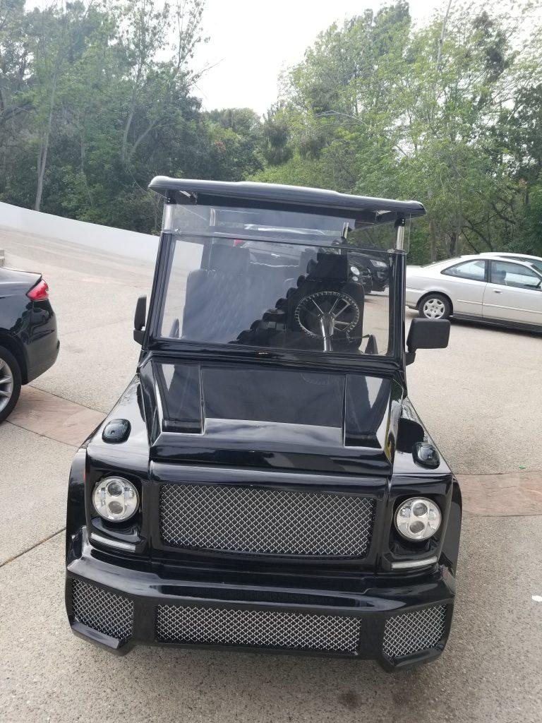 E Wagon front