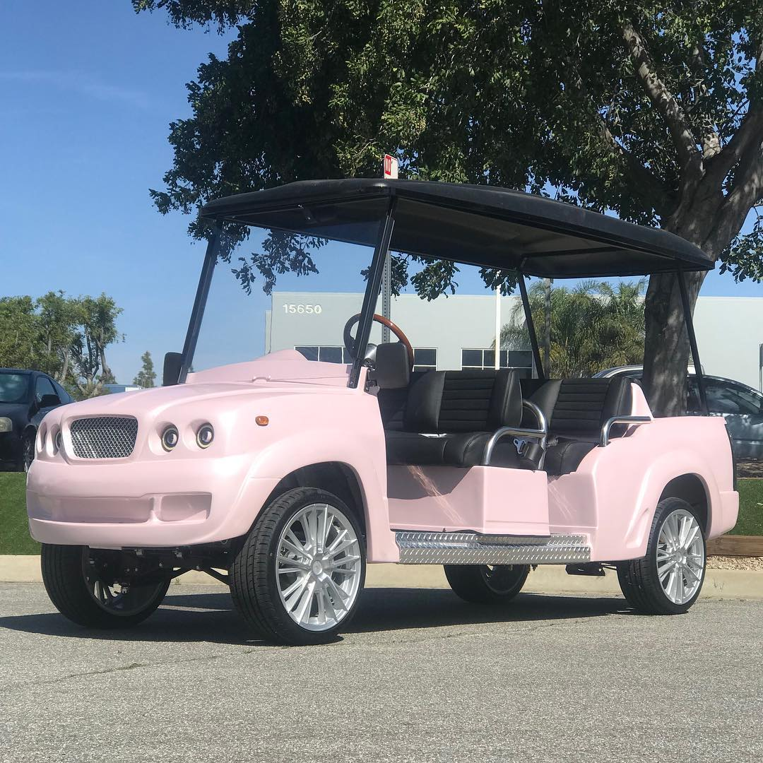 Luxe limo pink